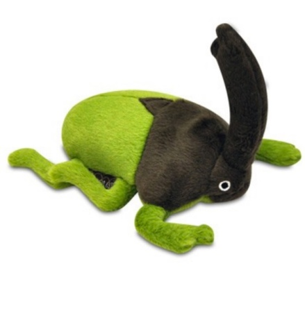 Funny Plush Toy - Rhino Beetle