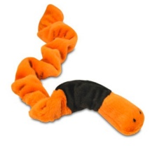 Funny Plush Toy - Earthworm