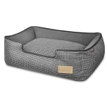Hereford Bed - Shadow Grey