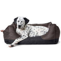 Comfort Water Repellent Bed - Dark Brown