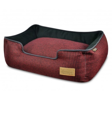 Hereford Bed - Shadow Red