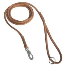 Tana Leather Leash - Tan