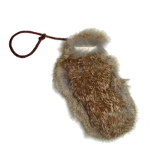Training Toy w Rabbit Fur