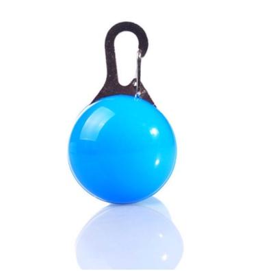 LED lamp Push Button - Blue