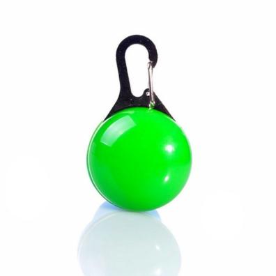 LED lamp Push Button - Green