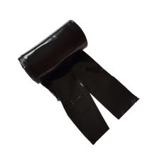 Poop bags with handles 50pcs - Black