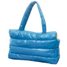 Light Padded Bag - Light Blue  38x31x29 cm