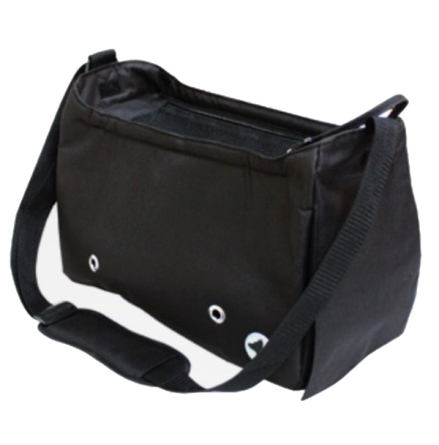 Aran Canvas Bag - Black