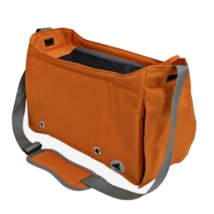 Aran Canvas Bag - Orange