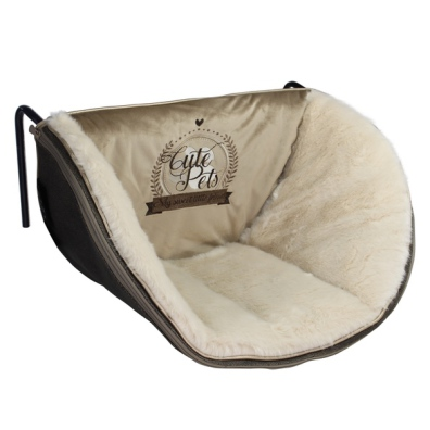 Cat Bed For Radiator - Beige