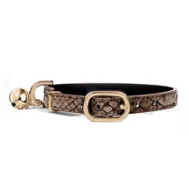 Cat Collar Cobra - Brown