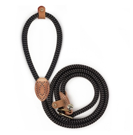 Lasso Leash - Black