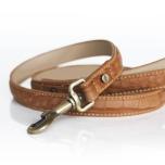 Hogan Vegan leather Leash - Cognac
