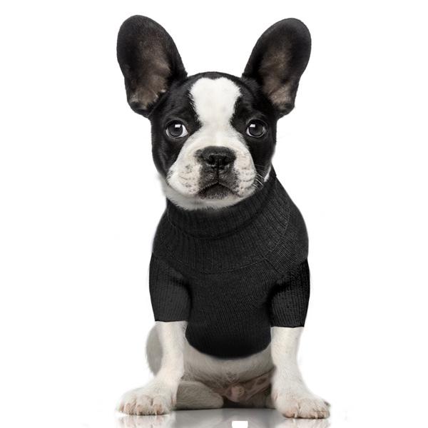 Sequin Scull Sweater - Black