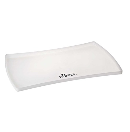 Soft Silicon Placemat - White