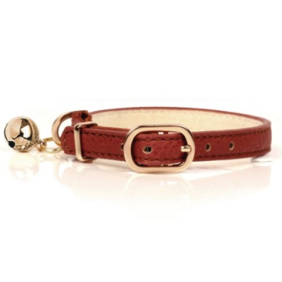 Cat Collar Berlioz - Cognac
