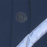 Lexie Padded Dog Coat - Navy Blue