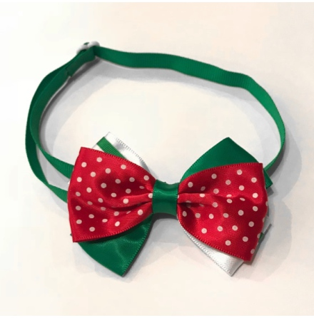 Christmas Bow Style 3 - Mixed Colors