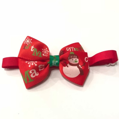 Christmas Bow Style 6 - Mixed Colors