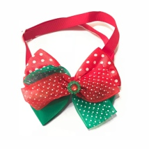 Christmas Bow Style 7 - Mixed Colors