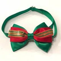 Christmas Bow Style 10 - Mixed Colors