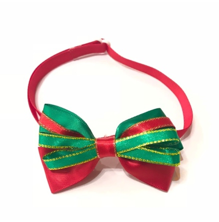 Christmas Bow Style 12 - Mixed Colors
