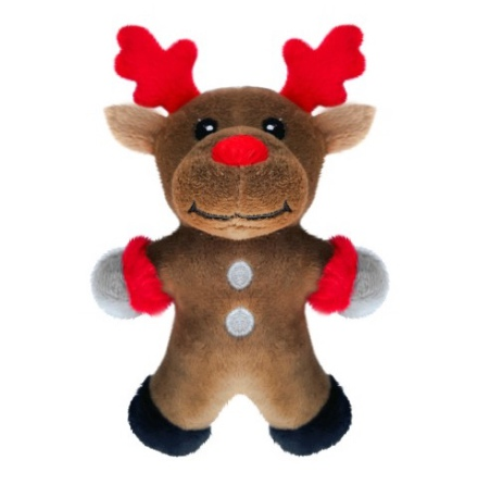Winter Toy Reindeer - Brown