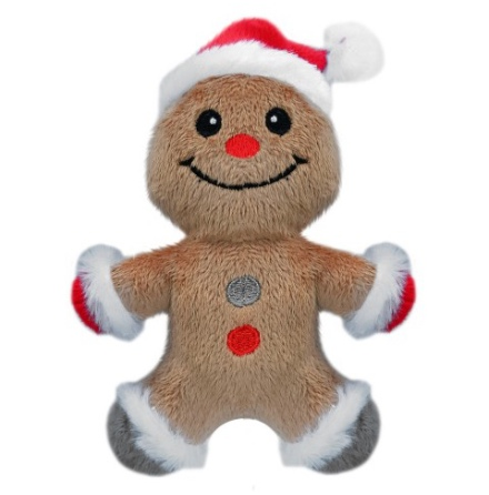 Winter Toy Biscuit - Brown