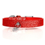 Stardust Collar - Red
