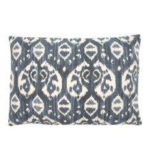 Cushion Soft Faded - Blue/White 60x40cm