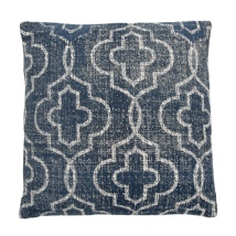 Cushion Soft Faded - Mid Blue 50x50cm