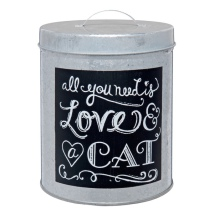 Tin Jar Love & Cat