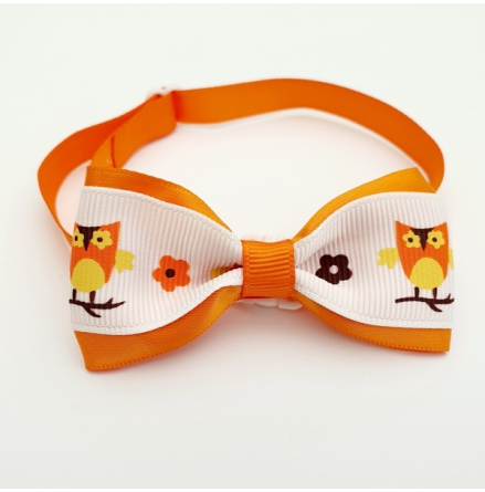 Halloween Bow Style 4 - Mixed Colors Size: aprox 7,5x4cm L:21-36cm
