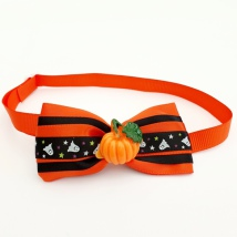 Halloween Bow Style 8 - Mixed Colors Size: aprox 7,5x4cm L:21-36cm