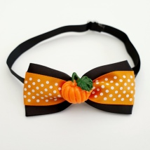 Halloween Bow Style 11 - Mixed Colors Size: aprox 7,5x4cm L:21-36cm