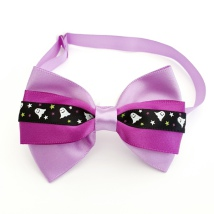 Halloween Bow Style 12 - Mixed Colors Size: aprox 7,5x5cm L:21-36cm