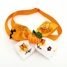 Halloween Bow Style 15 - Mixed Colors Size: aprox 7,5x5cm L:21-36cm