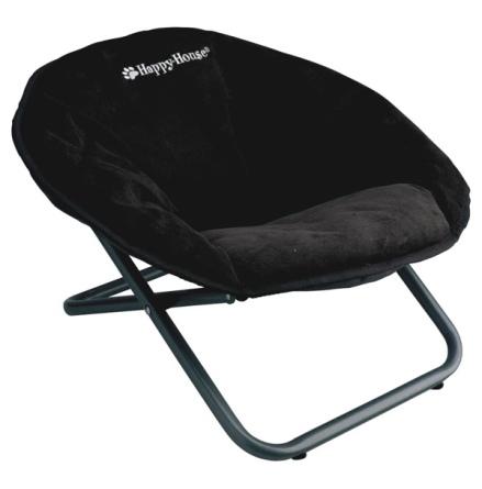 Ribcord Chair - Black 55x51x36cm