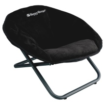 Ribcord Chair - Black 55x51x36cm
