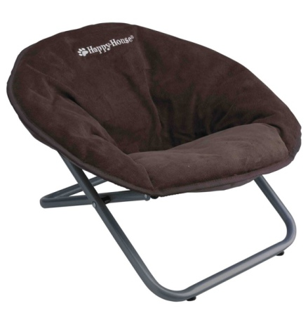 Ribcord Chair - Dark Brown 55x51x36cm