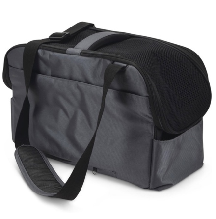 Pet Travel/Car Bag - Grey 44x20x27cm