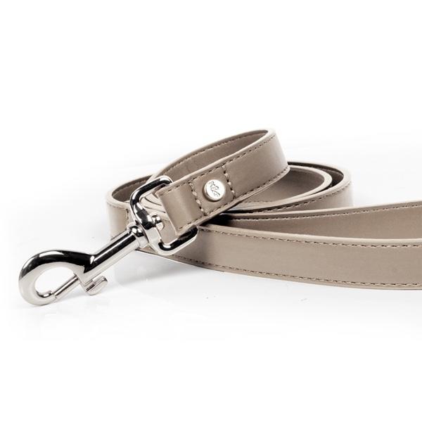 Quarts Vegan leather Leash - Taupe