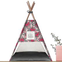 Cosy Camping Tent - Garden 42x42x70cm