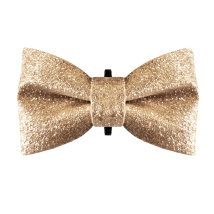 Just a Bow to put on Collars - Gold