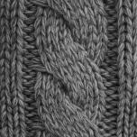 Pullover Irish Ecru - Grey