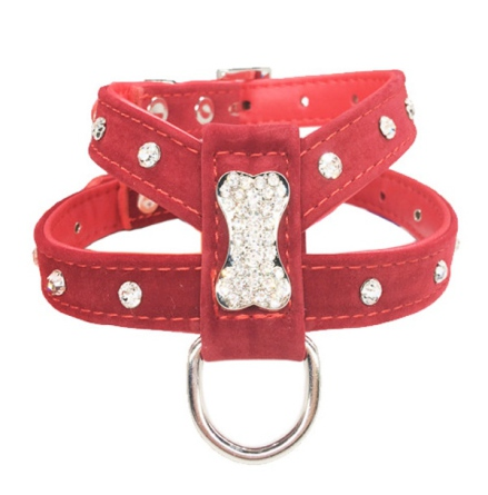 Harness Velvet - Red