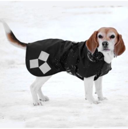 Dog Coat - Black