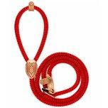 Lasso Leash - Red  Length:1,3m Width:1,2cm