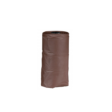 Poobag Brown Biodegradable 4rolls/10Bags